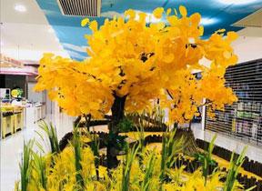 新疆花卉軟裝