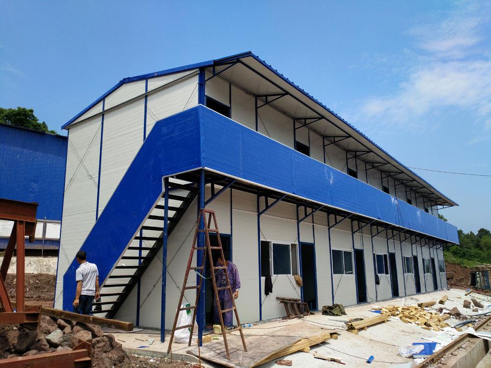 赣州活动房设计